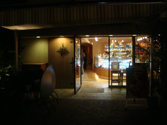 表参道「Sol Levante ソルレヴァンテ」へ行く。_f0232060_10505891.jpg