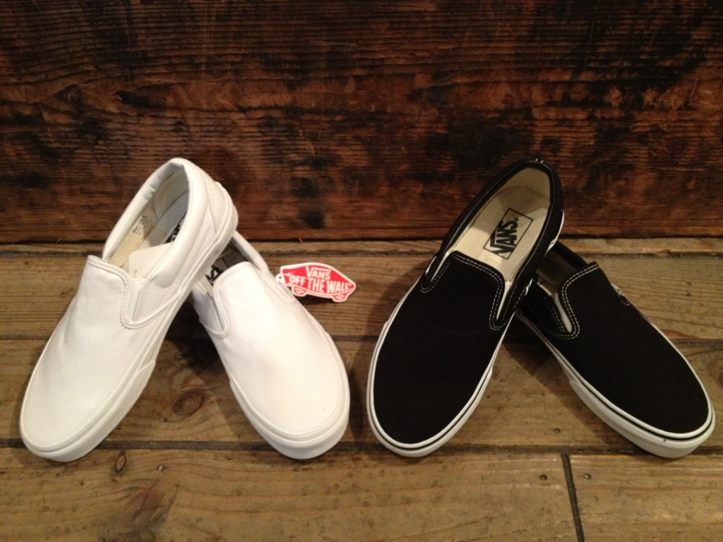 "VANS ""Authentic&Slip-on\""_b0121563_1839321.jpg"