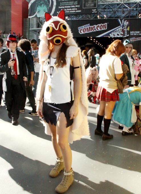 NYコミコン2013 日本の影響を受けてるいろいろなコスプレ_b0007805_1371141.jpg