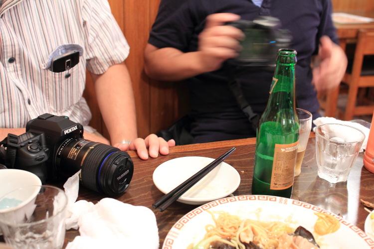 中野  「赤ひょうたん」他でカメラおやじ懇親会_b0061717_12312923.jpg