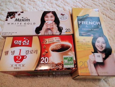 3月 ソウル旅行 終わり ちょこちょこ買った物♪_f0054260_923688.jpg