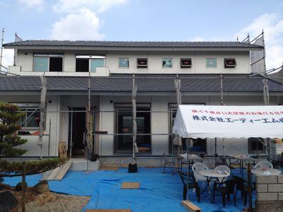 長期優良住宅の構造見学会_f0206977_2044679.jpg