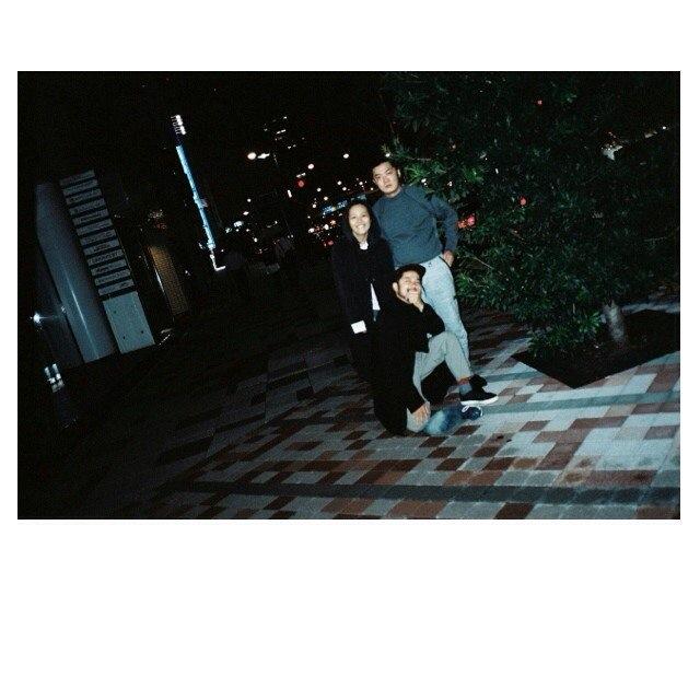 チャミスルオンザロックwithキュウリ〜ヨネゴロウとゆかいな仲間たち〜_f0170995_1523823.jpg