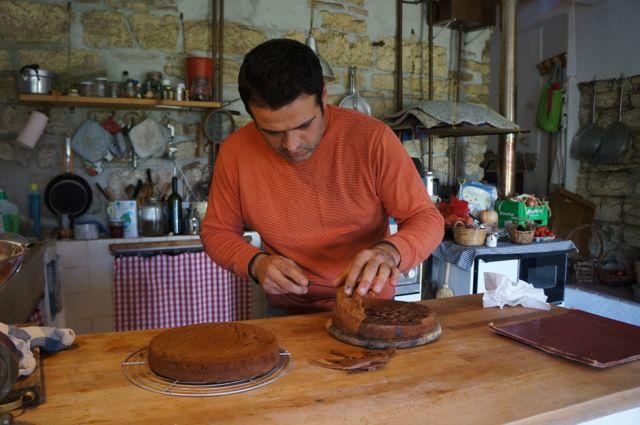 手作りケーキとバッボの気持ち_f0106597_1933341.jpg