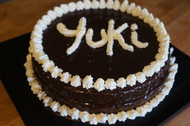 手作りケーキとバッボの気持ち_f0106597_1964131.jpg
