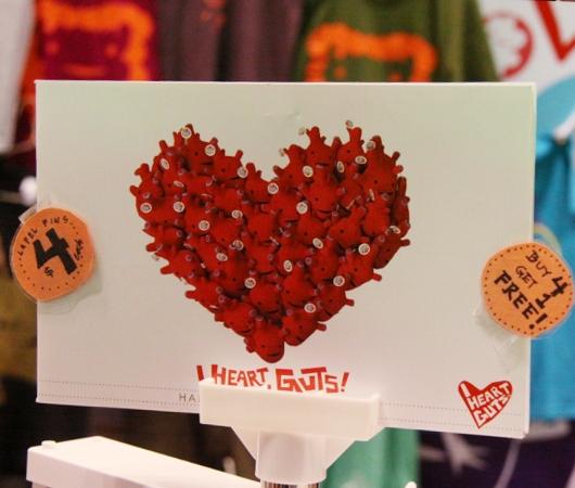 アメリカ人は内臓キャラが好き? I Heart Guts_b0007805_20201379.jpg
