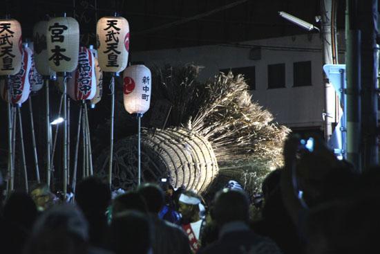 伏見 三栖神社 炬火祭_e0048413_18293627.jpg