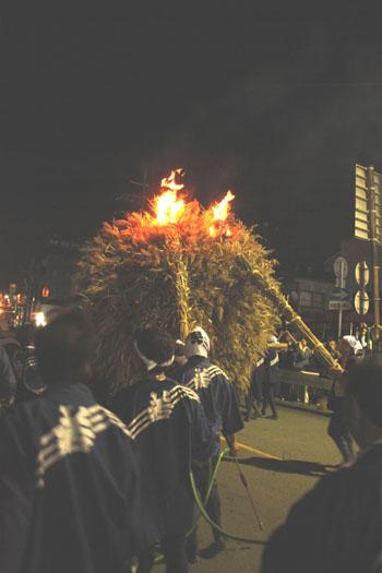 伏見 三栖神社 炬火祭_e0048413_18294825.jpg