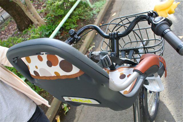 チャイルドシート『Qibbelキュベル』おしゃれ ママ 自転車 ヨーロッパ_b0212032_21173617.jpg