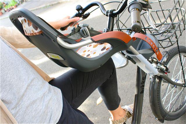 チャイルドシート『Qibbelキュベル』おしゃれ ママ 自転車 ヨーロッパ_b0212032_21223966.jpg