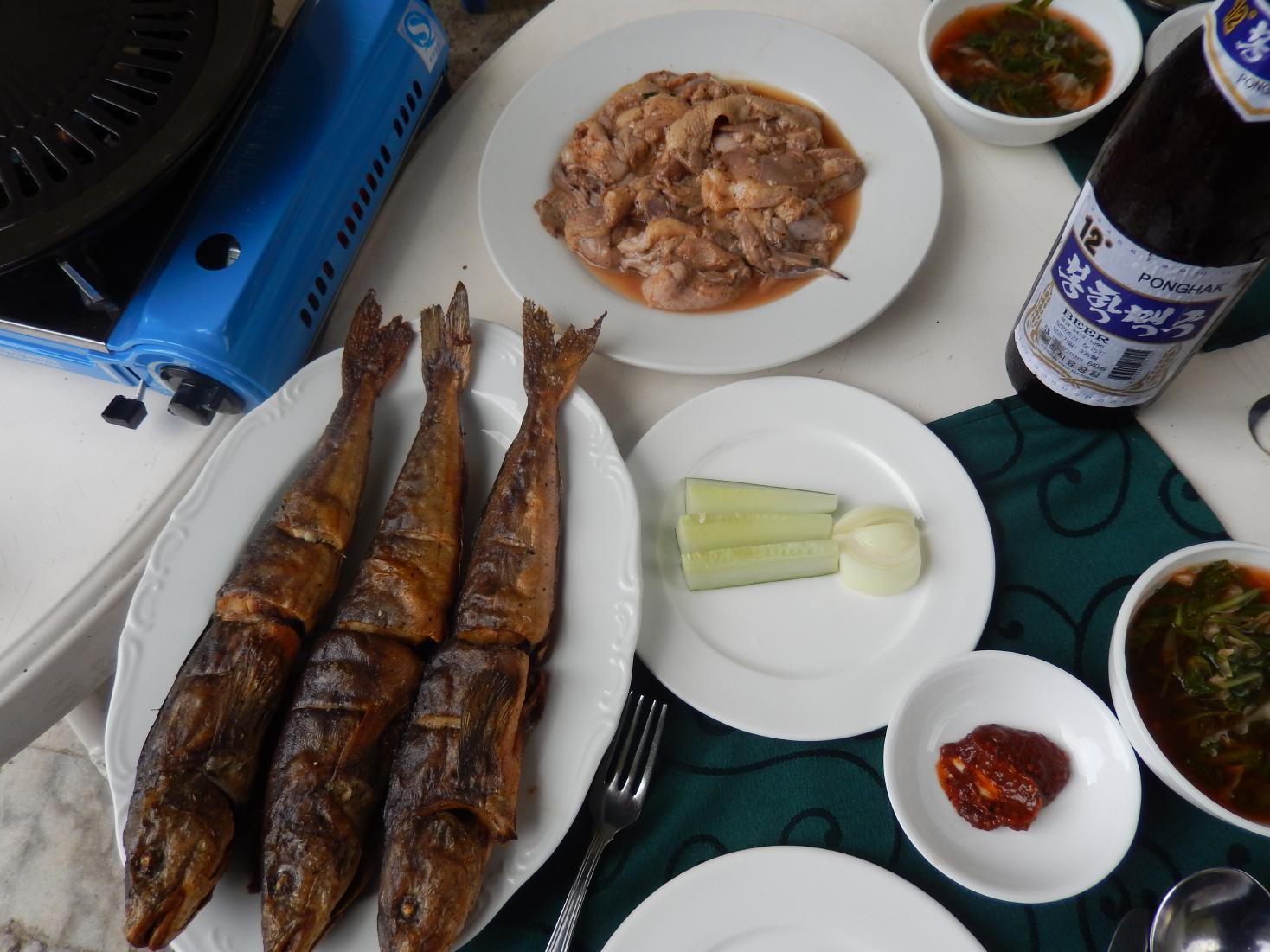 2013年版 北朝鮮のグルメ~5泊6日食事14回のすべて【後編】_b0235153_0141152.jpg