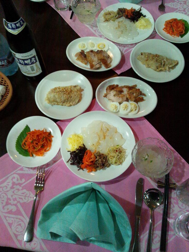 2013年版 北朝鮮のグルメ~5泊6日食事14回のすべて【後編】_b0235153_0153681.jpg
