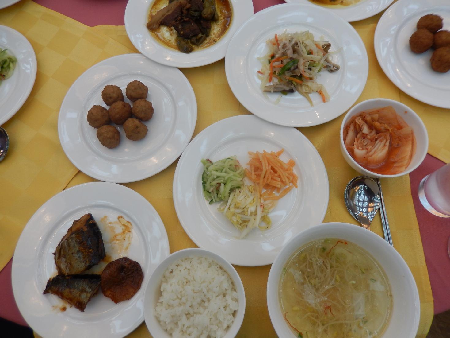 2013年版 北朝鮮のグルメ~5泊6日食事14回のすべて【後編】_b0235153_0194415.jpg
