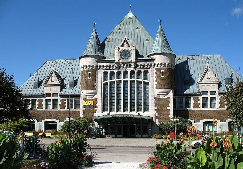 カナダ旅行記 5 ケベックシティへ_a0092659_22202143.jpg