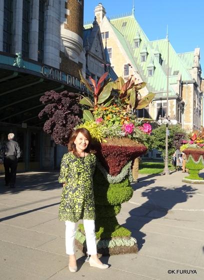カナダ旅行記 5 ケベックシティへ_a0092659_223266.jpg