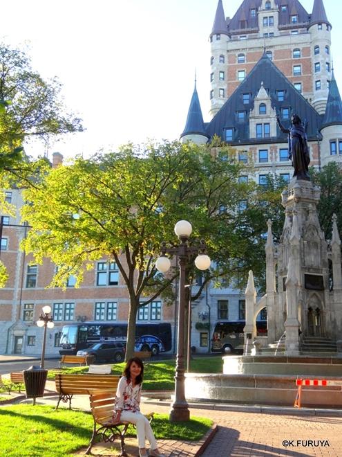 カナダ旅行記 5 ケベックシティへ_a0092659_2351729.jpg
