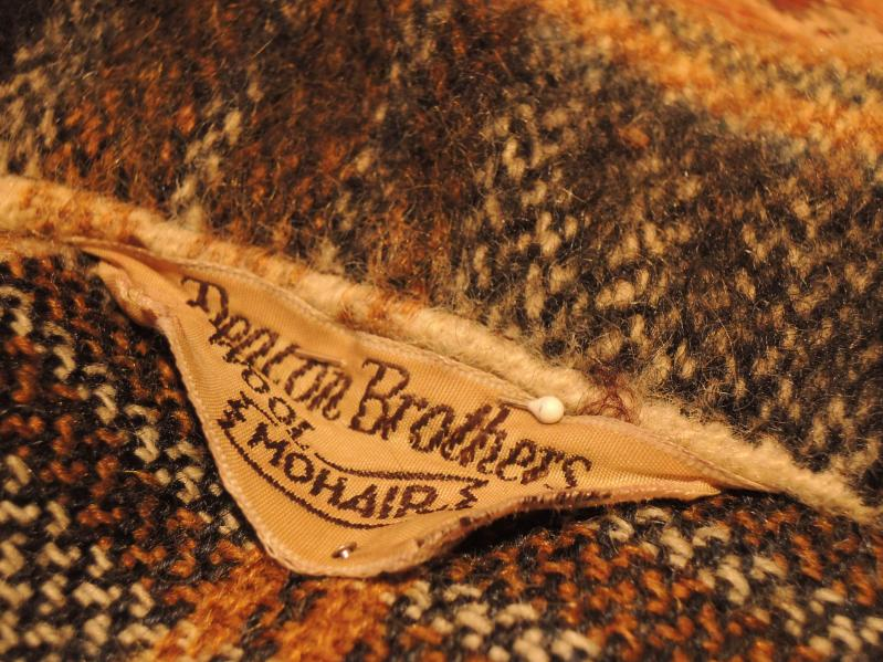 60S DEACON BROTHERS WOOL SHIRT JACKET--RECOMMEND--_c0176867_1258261.jpg