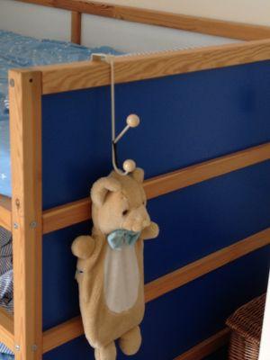 子供のベッドがグレーになったよ_f0173771_2023144.jpg
