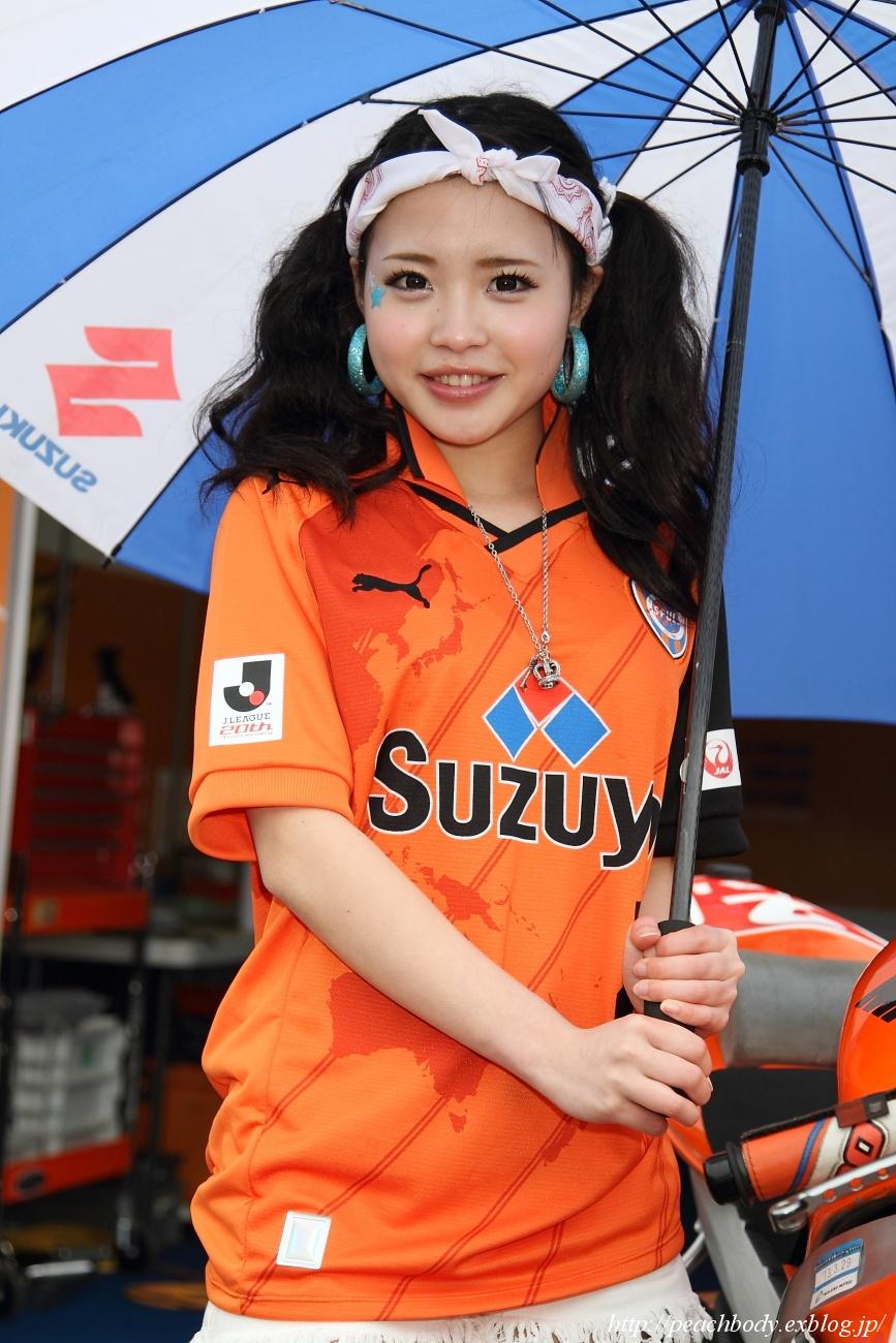 夢 さん(S-PULSE DREAM RACING レースクイーン)_c0215885_22212491.jpg
