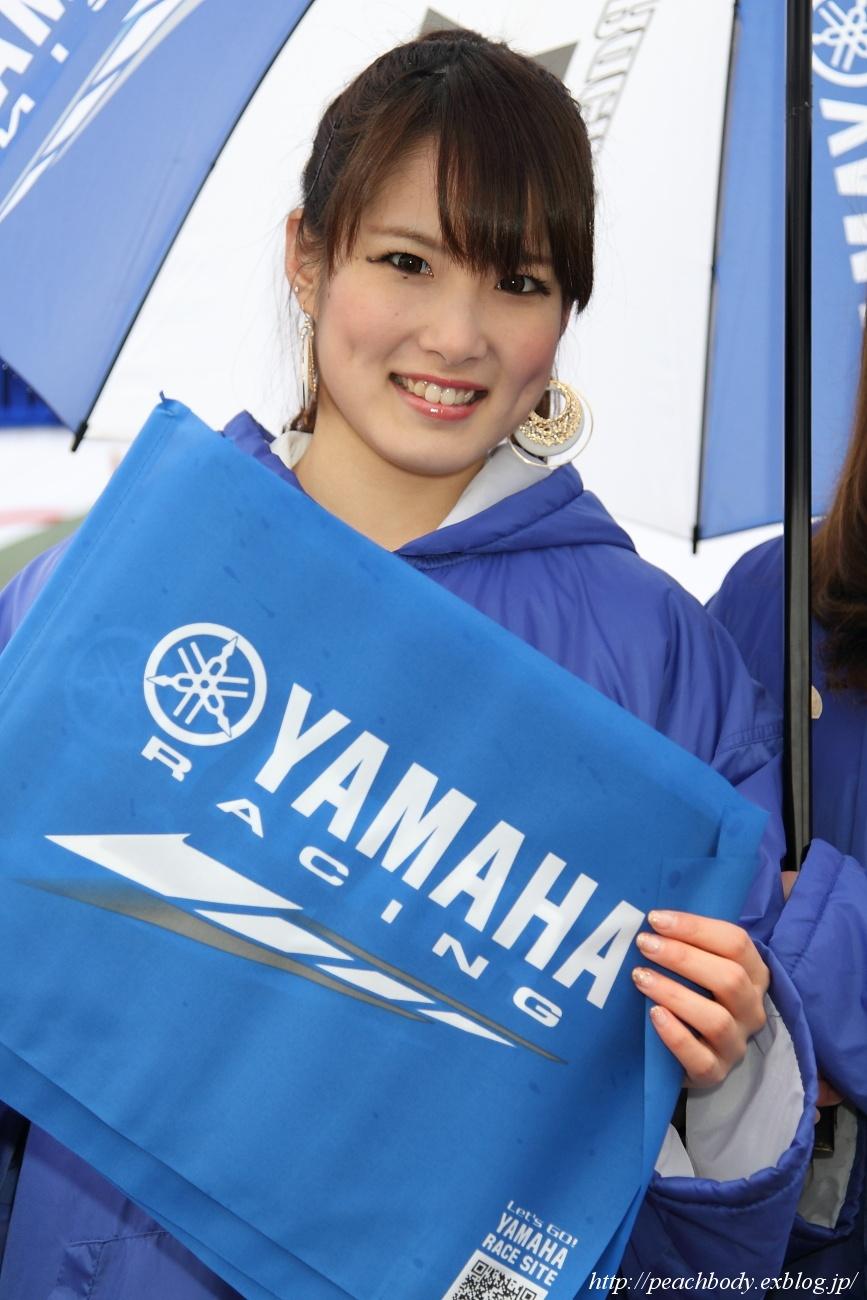 神崎優香 さん(YAMAHA RACING LADY)_c0215885_22492412.jpg