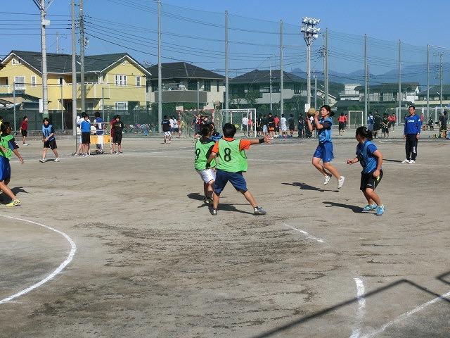 第47回富士市スポーツ祭 ハンドボール競技大会_f0141310_7275142.jpg