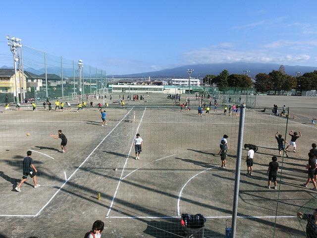 第47回富士市スポーツ祭 ハンドボール競技大会_f0141310_727818.jpg
