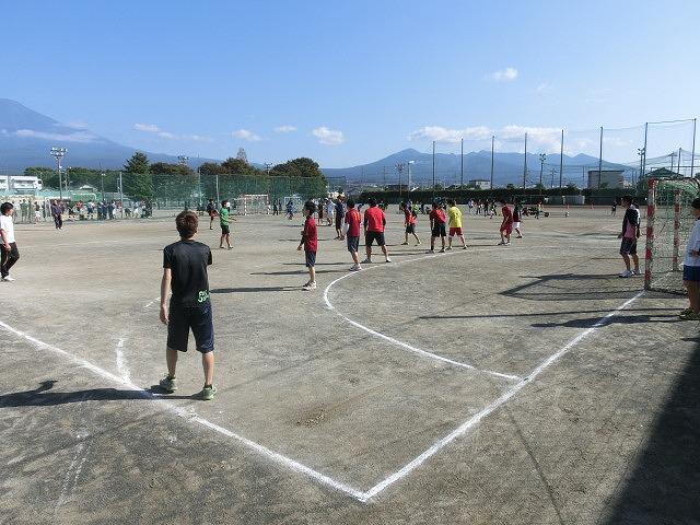 第47回富士市スポーツ祭 ハンドボール競技大会_f0141310_7282223.jpg