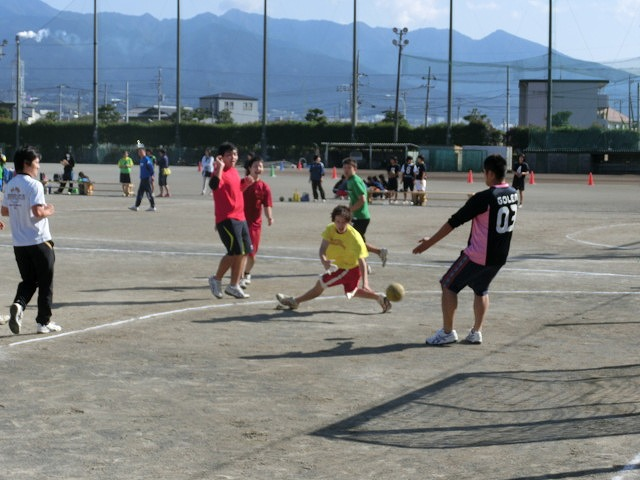 第47回富士市スポーツ祭 ハンドボール競技大会_f0141310_7282972.jpg