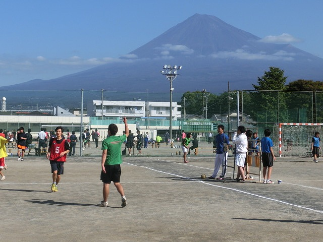 第47回富士市スポーツ祭 ハンドボール競技大会_f0141310_7285423.jpg