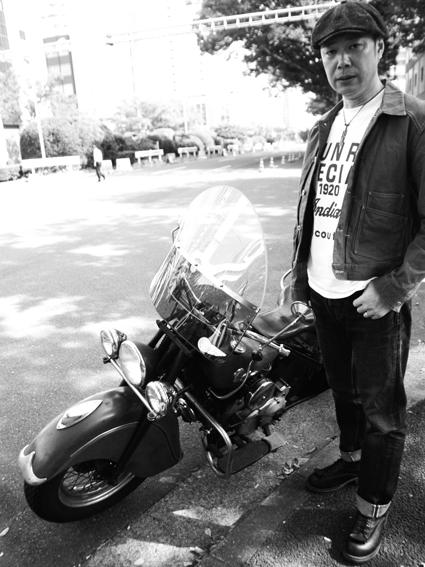 小田嶋 伸裕 & INDIAN CHIEF(2013 0922)_f0203027_1130358.jpg