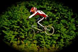 10月13日緑山コース開放日の風景VOL 2:木製パンプコース登場_b0065730_191258.jpg
