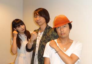 2014年1月放送開始予定『スペース☆ダンディ』メインキャスト決定!_e0025035_17553273.jpg