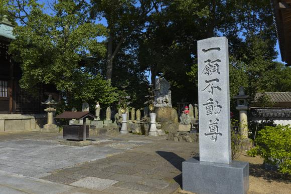 初秋の屋島寺参拝_d0246136_011583.jpg