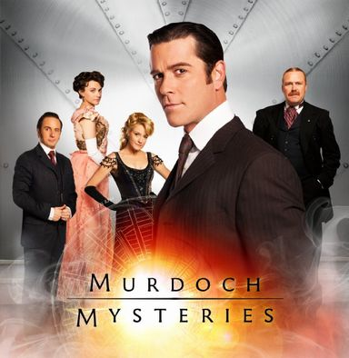 Murdoch Mysteries - Series 2 [Import anglais]