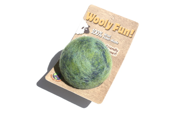 One Pet Planet Wooly Fun Ball ワンペット プラネット ウーリーファン ボール_d0217958_1126516.jpg