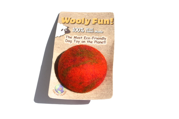 One Pet Planet Wooly Fun Ball ワンペット プラネット ウーリーファン ボール_d0217958_11272990.jpg