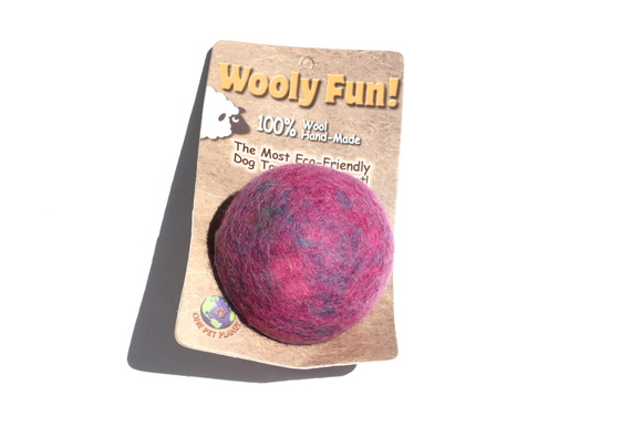 One Pet Planet Wooly Fun Ball ワンペット プラネット ウーリーファン ボール_d0217958_1127310.jpg