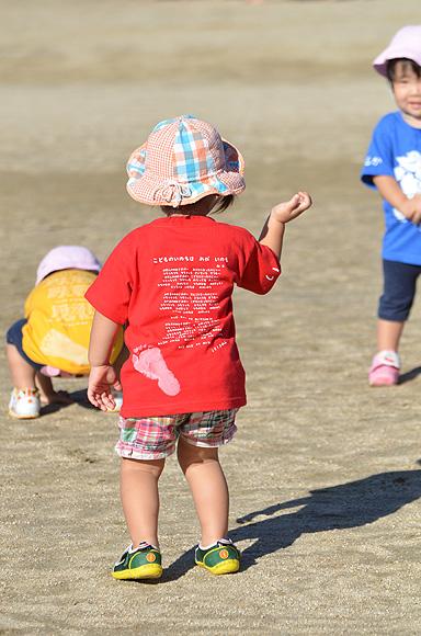 三室戸保育園運動会 2013年秋_e0164563_15282662.jpg