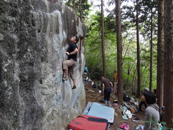 登りたい!登りたーい!!と運動会_c0245666_20445385.jpg