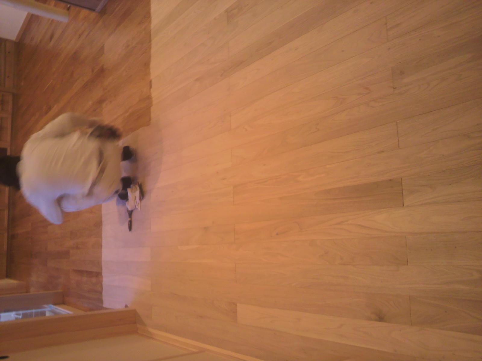 床オイル塗装_f0052181_1824267.jpg