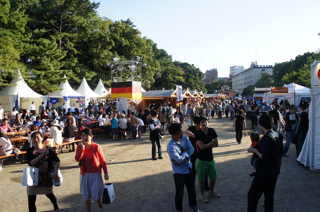 AMPELMANN@DeutschlandFest in Tokio_c0180686_1533266.jpg