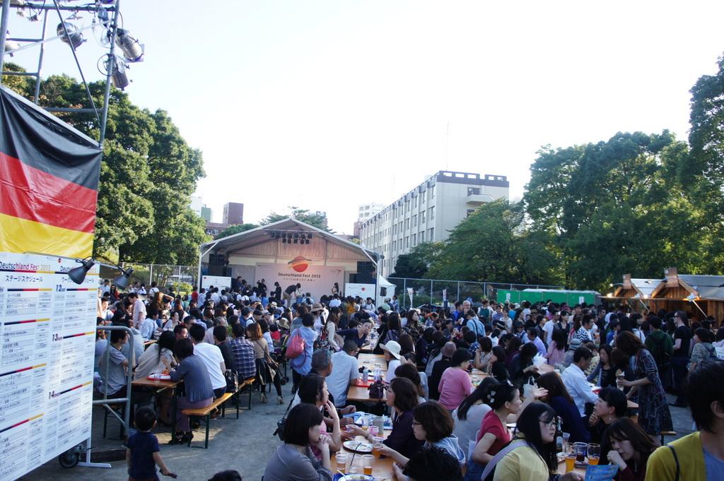 AMPELMANN@DeutschlandFest in Tokio_c0180686_15401839.jpg