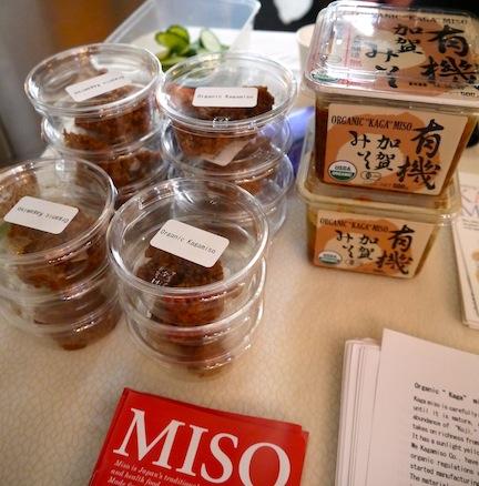 石川県の食材を使って有名シェフのマイケル・ロマーノが独創的なレシピを披露!_c0050387_12253461.jpg