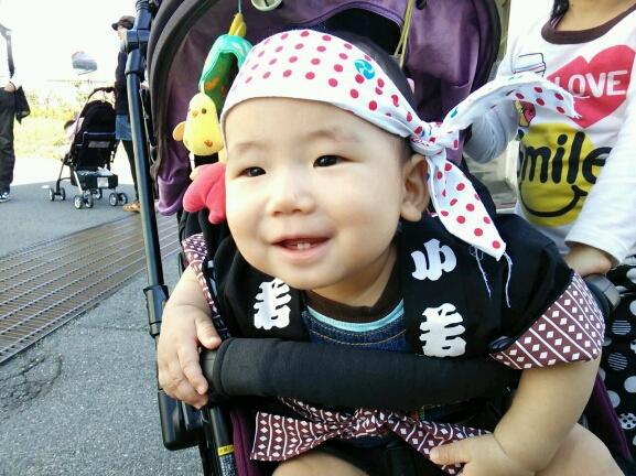 姫路中鈴のお祭りにて_e0326688_1004628.jpg