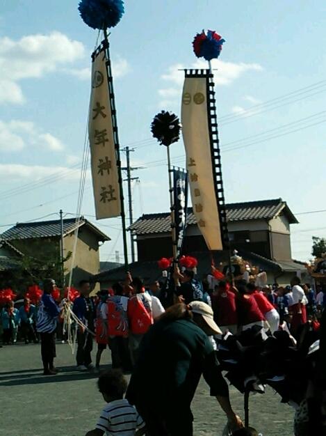 姫路中鈴のお祭りにて_e0326688_1063528.jpg