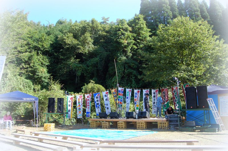 鼓土里座10周年記念「芸能音楽祭」 その2_c0057390_23142861.jpg