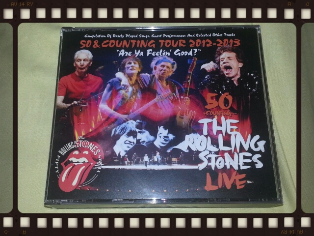 "THE ROLLING STONES / 50 & COUNTING TOUR 2012 - 2013 ""Are Ya Feelin\' Good?\""_b0042308_0132325.jpg"