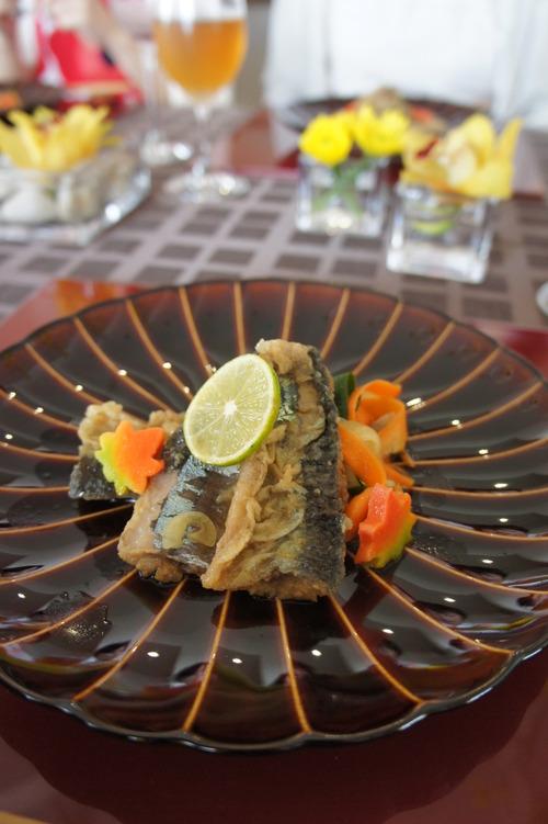 秋の和食! お料理教室_f0215714_173689.jpg