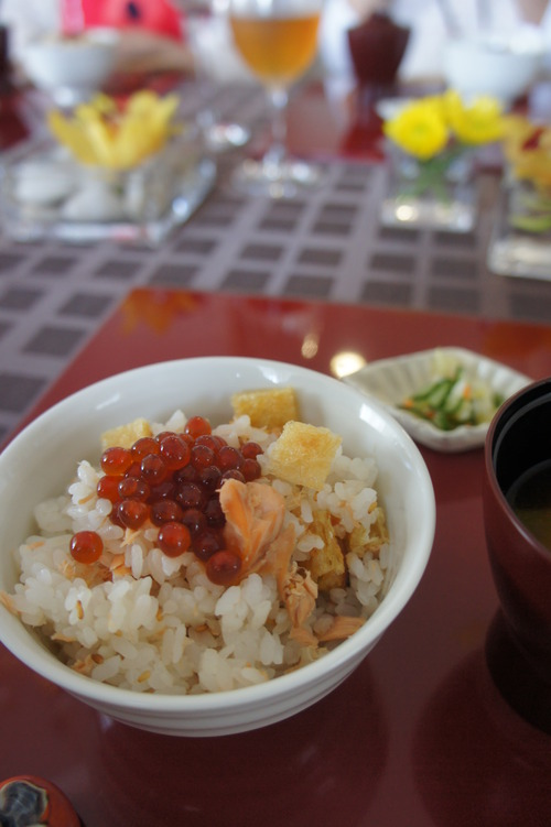 秋の和食! お料理教室_f0215714_1751055.jpg