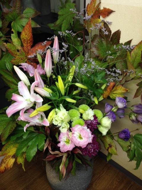 今週のお花とセール情報_a0200423_15445919.jpg